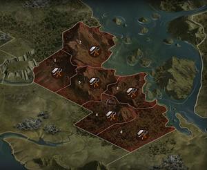 Karte Itabarei (Ausschnitt)