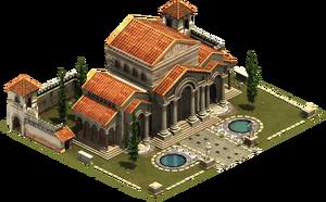 Stadshus (Järnålder)
