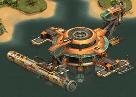 Ozean Terminal Stufe 2 Upgrade 3