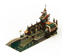 Turturret Dock
