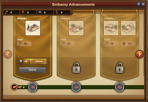 Advancements Egypt