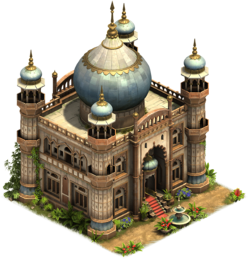 Maharajas Palace Forge Of Empires Wiki Fandom Powered By Wikia