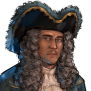 Pirate Governor