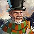 Grivus in Frostykostüm