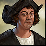 Portrait 176 - Kolumbus