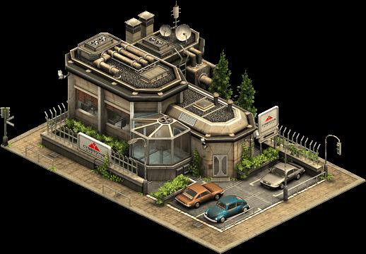 Halbleiter-Fabrik