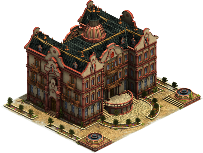 Forge Of Empires The Arc Building