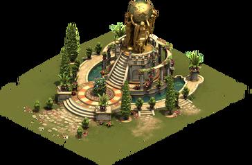 Guild Battlegrounds Building Diamond