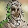 Portrait 218 Mumie
