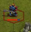 Ronin-Bot - Schlachtfeld-Ansicht