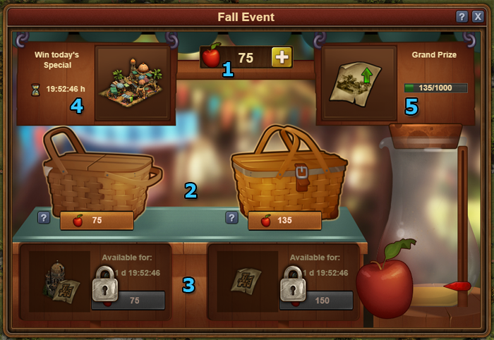 Fall Event 2017 Window