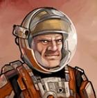 General Grivus Raumfahrt Mars