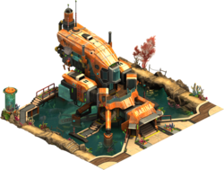 Town Hall (Oceanic Future)