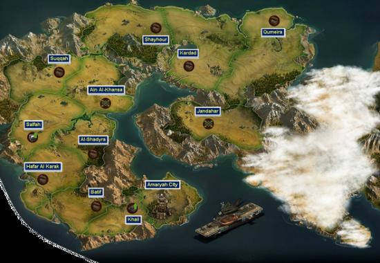 CE Map
