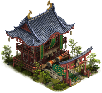 Shinto Temple Forge Of Empires Wiki Fandom Powered By Wikia