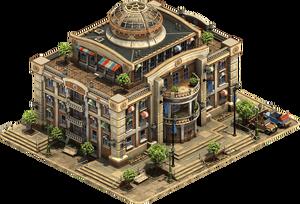 Town Hall (Progressive Era)