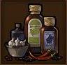 Aromastoffe-Labor - 4-h-Produktion