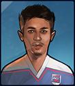 Soccer Player 12