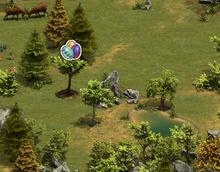 Eier im Baum