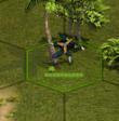 Ninja (Schlachtfeld-Ansicht - im Wald)