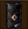 Ölraffinerie - 8-h-Produktion