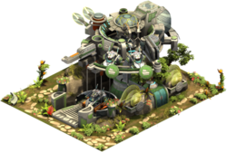 Hover Tank Base