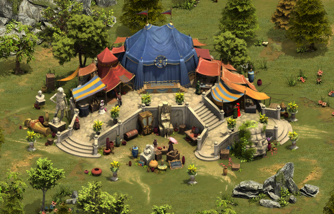 Forge Of Empires Spring Event 2020.Antiques Dealer Forge Of Empires Wiki Fandom