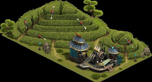 Botanikfaser-Farm