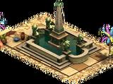 Piazza Fountain