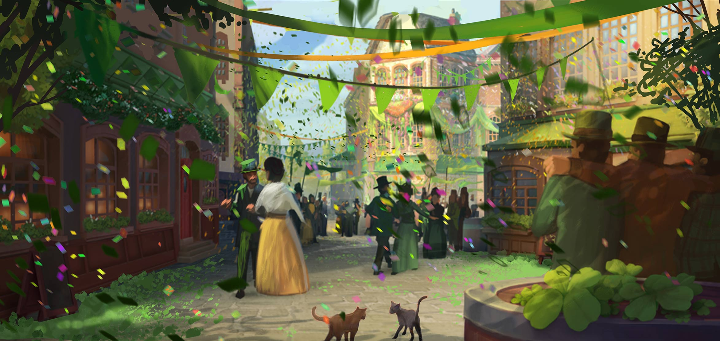 Forge Of Empires Halloween Event 2020 Questline 2020 St Patrick's Day Event | Forge of Empires Wiki | Fandom