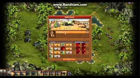 Forge of Empires. Post-Modern Battle