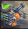 Symbolbild Forschung Kombinierte Waffensysteme