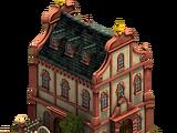 Dom dwuspadowy