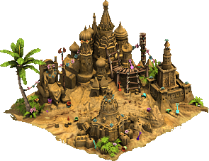 Sandcastle Forge Of Empires Wiki Fandom Powered By Wikia