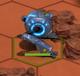 Held Raumfahrt Mars - Schlachtfeld-Ansicht