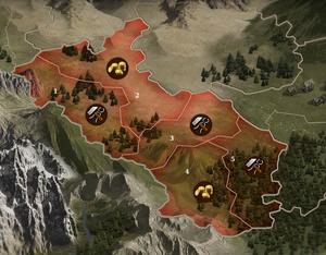 Karte Teufelsfurt