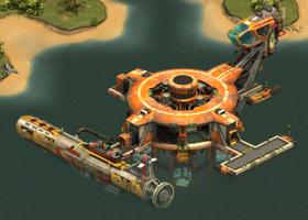Ozean Terminal Stufe 2 Upgrade 1