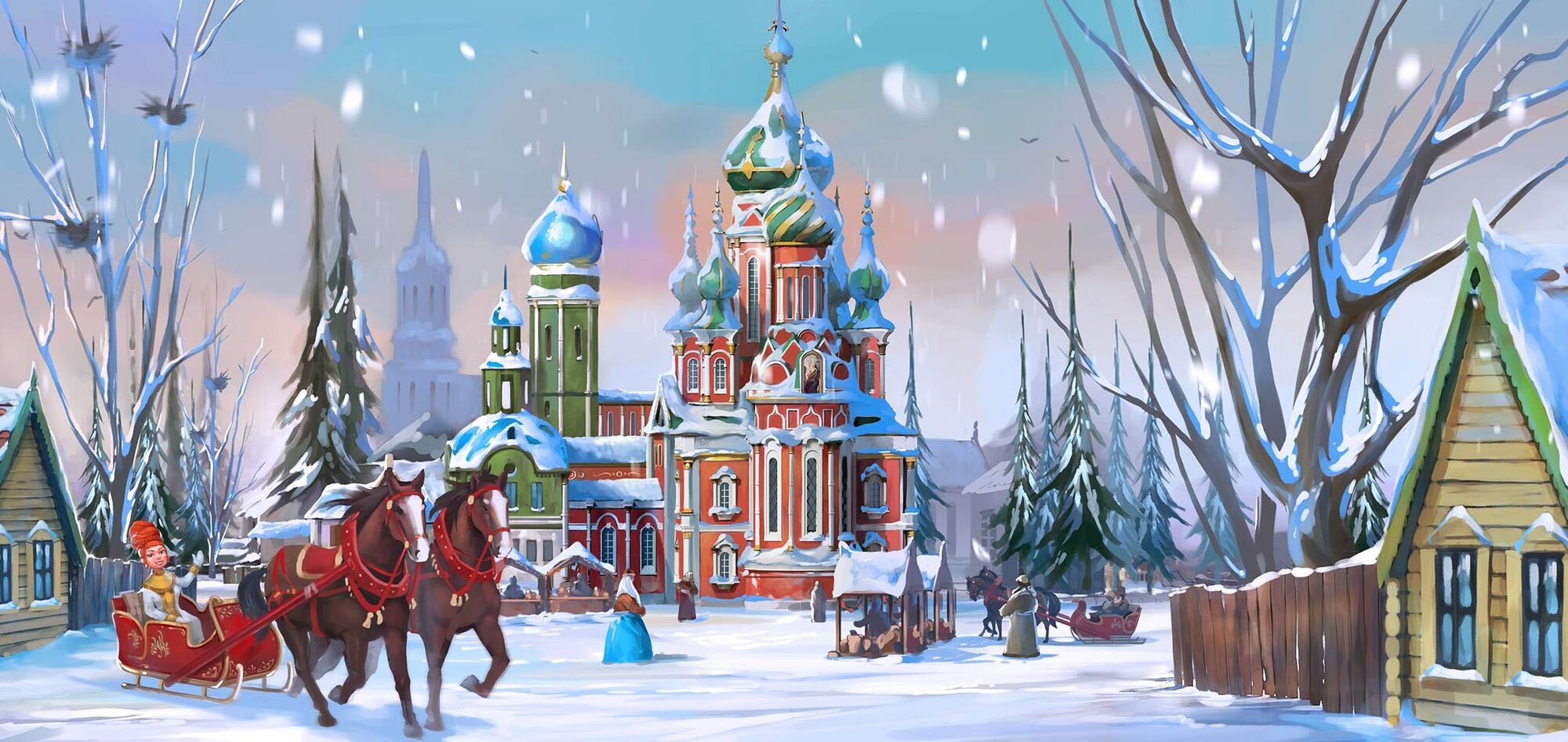 2018 Winter Event Forge Of Empires Wiki Fandom Powered