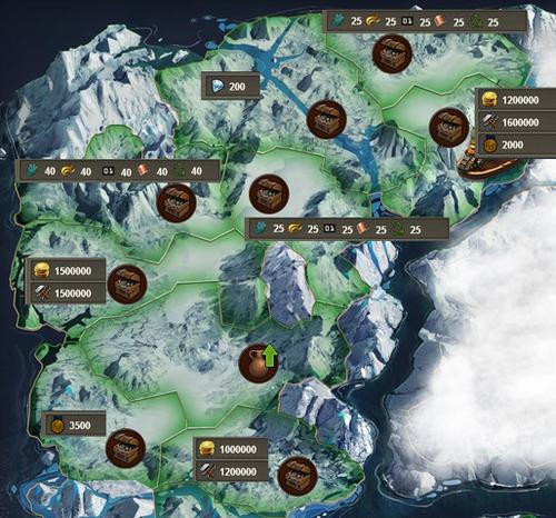 Foe Karte Der Kontinente Arktische Zukunft.Arktische Zukunft Forge Of Empires Wiki Fandom Powered By Wikia