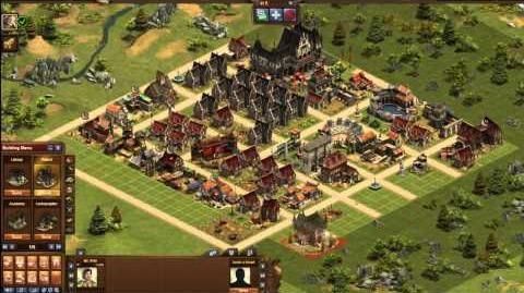 Forge of Empires - Time-lapse