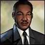 Portrait 181 - Martin Luther King, J.R.
