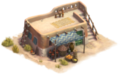 Simple Clay Hut A
