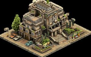 Stadshus (Postmodern tid)