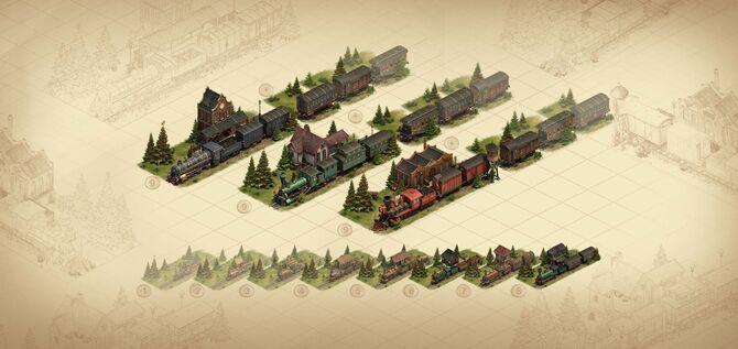 2019 Winter Event Train Sets