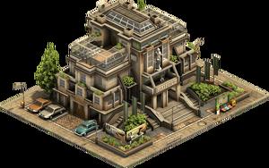 Town Hall (Postmodern Era)