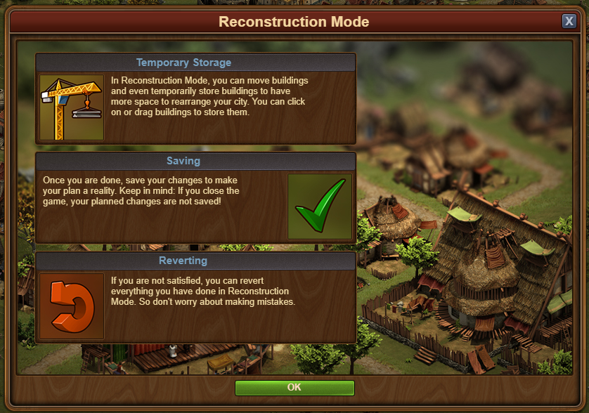 Reconstruction Mode | Forge of Empires Wiki | FANDOM powered