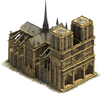 Notre Dame Forge Of Empires Wiki Fandom Powered By Wikia
