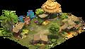 Tribal Square Lvl 1
