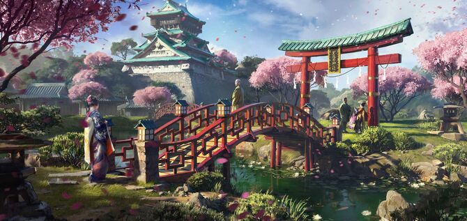 2020 Spring Event Loading Screen
