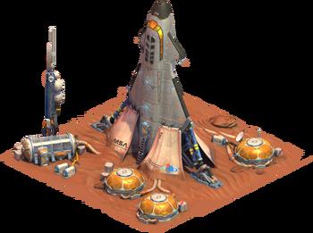 Mars Town Hall